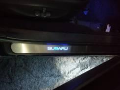 Порог пластиковый. Subaru Legacy B4, BL9, BLE, BL5 Subaru Outback, BP9, BP, BPH, BPE Subaru Legacy, BPH, BLE, BP5, BL, BP9, BL5, BP, BL9, BPE Двигател...