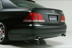 Губа. Toyota Crown, GRS180, GRS181, GRS182, UZS186, GRS183, UZS187, GRS184, GRS188 Двигатели: 4GRFSE, 3GRFSE, 3UZFE, 2GRFSE, 5GRFE, 3GRFE