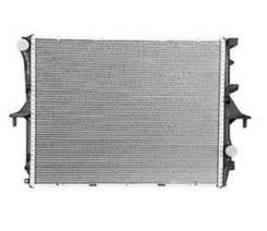 Радиатор охлаждения двигателя. Porsche Cayenne Двигатели: M02, 2Y