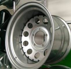 Steel Wheels. 10.0x16, 5x139.70, ET-40, ЦО 108,1 мм.