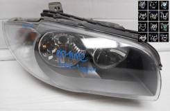 Фара правая BMW 1 E87-E81 (2004>) 63127249650