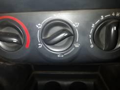 Блок управления климат-контролем. Renault Symbol