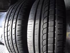 Pirelli P Zero Rosso. Летние, 2014 год, износ: 5%, 2 шт