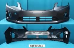 Бампер. Subaru Impreza, GJ6, GJ7, GJ3, GJ2, GP2, GP3, GP7, GP6 Двигатели: EJ16A, EJ20A