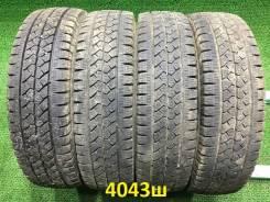Bridgestone Blizzak VL1. Зимние, без шипов, 2015 год, износ: 20%, 4 шт