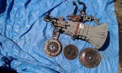 Механическая коробка переключения передач. Toyota Chaser