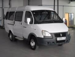ГАЗ 322132. , 2 300 куб. см., 6 мест