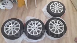 Продам комплект колес R15 205/50. 7.0x15 4x100.00 ET38