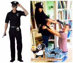 Полицейский (аниматор/герой/персонаж/актер) на детский праздник