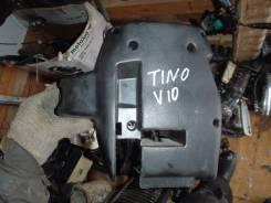 Панель рулевой колонки. Nissan Tino, V10, V10M