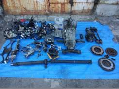 Механическая коробка переключения передач. Subaru: Legacy B4, Outback, Legacy, Forester, Impreza, Impreza WRX, Impreza WRX STI Двигатели: EJ20X, EZ30D...