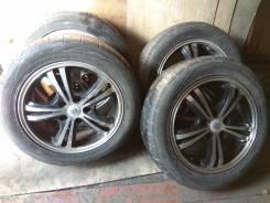 Bridgestone B249. Летние, 2016 год, износ: 10%, 4 шт