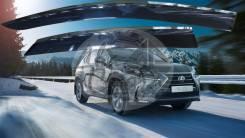 Дефлектор капота. Lexus NX200. Под заказ