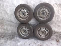 Диски R13 4*100 (Toyota). 5.0x13, 4x100.00, ET39, ЦО 54,1мм.