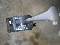 Ручка переключения автомата. Nissan March, K11 Двигатель CG10DE