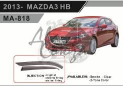Ветровик. Mazda Mazda3 Mazda Axela, BM2AP, BM2AS, BM2FP, BM2FS, BM5AP, BM5AS, BM5FP, BM5FS, BMEFS, BMLFP, BMLFS. Под заказ