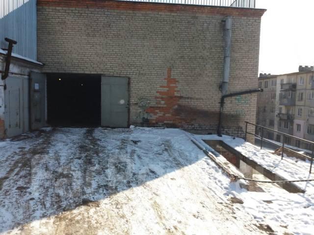 Продам капитальный гараж, кирпич, 380/220. Переулок Днепровский 3а, р-н Столетие, 60кв.м.