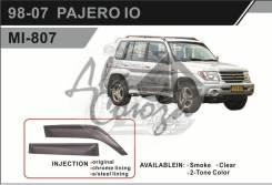 Ветровик. Mitsubishi Pajero Pinin, H67W, H76W, H77W Mitsubishi Pajero iO 4D56, 4G93, 4G94. Под заказ