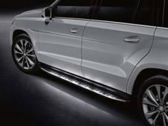 Подножка. Mercedes-Benz GL-Class, X166 Mercedes-Benz GLS-Class, X166