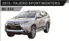 Ветровик. Mitsubishi Pajero Mitsubishi Montero Sport, K90 6G72, 6G74