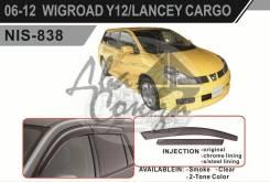 Ветровик. Nissan Wingroad, Y12 Nissan AD