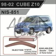 Ветровик. Nissan Cube, Z10. Под заказ