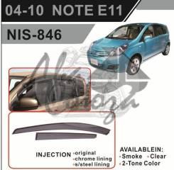 Ветровик. Nissan Note, E11, E11E. Под заказ