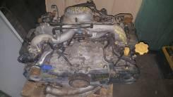 Двигатель. Subaru Outback, BP9