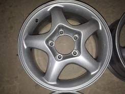 Suzuki. 6.5x16, 5x139.70, ET25, ЦО 108,1мм.