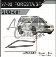 Ветровик. Subaru Forester, SF5, SF6, SF9. Под заказ