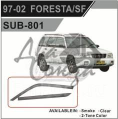 Ветровик. Subaru Forester, SF9, SF6, SF5. Под заказ