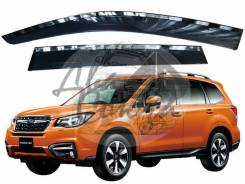 Дефлектор капота. Subaru Forester, SJ5, SJG. Под заказ