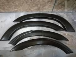 Расширитель крыла. Subaru Forester, SG69, SG9L, SG6, SG5, SG9, SG