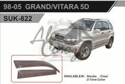 Ветровик. Suzuki Grand Vitara, 3TD62, FTB03, FTD32, FTD82, FTD83, GT, TL52 G16B, H25A, H25Y, J20A, RFM, RHW, RHZ. Под заказ