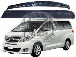 Ветровик. Toyota Vellfire, ANH20, ANH20W, ANH25, ANH25W, ATH20, ATH20W, GGH20, GGH20W, GGH25, GGH25W Toyota Alphard, ANH20, ANH20W, ANH25, ANH25W, ATH...