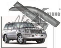 Ветровик. Toyota Land Cruiser, FZJ100, FZJ105, HDJ100, HDJ100L, HDJ101K, HZJ105, HZJ105L, HZJ71, HZJ71V, HZJ74, HZJ74K, HZJ74V, HZJ76, HZJ76K, HZJ76V...