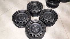 Mazda. 6.0x15, 5x114.30, ET45, ЦО 67,1мм.