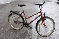 "Велосипед женский Helkama Titania 26"" планетарка 7 скоростей"