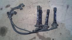 Высоковольтные провода. Nissan Micra Nissan March, ANK11, HK11, FHK11, WK11, YZ11, K11, WAK11, AK11 Двигатель CG10DE