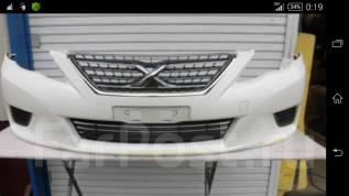 Бампер. Toyota Mark X
