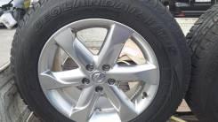 Nissan. 7.5x18, 5x114.30, ET50, ЦО 70,0мм.