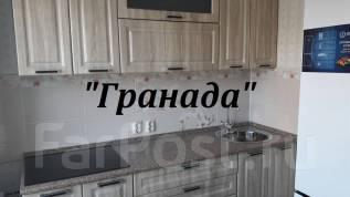 1-комнатная, улица Русская 68/1. Вторая речка, агентство, 36 кв.м. Кухня