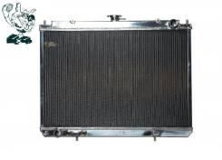 Радиатор охлаждения двигателя. Nissan X-Trail, PNT30, T30 Двигатель SR20VET