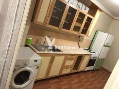 3-комнатная, улица Анны Щетининой 3. Снеговая падь, агентство, 89 кв.м. Кухня