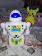 Робот - музыкальный.