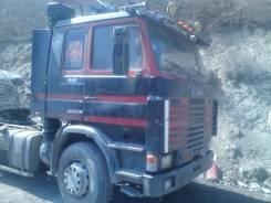 Scania. 1988г. Седельный тягач, 10 000 куб. см., 30 000 кг.