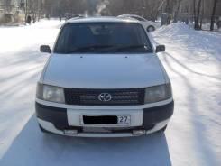 Toyota Probox. автомат, передний, 1.5 (109 л.с.), бензин, 163 тыс. км
