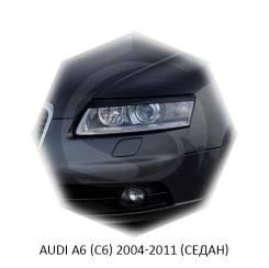 Накладка на фару. Audi A6