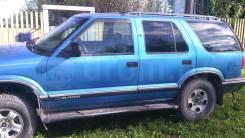 Кузовной комплект. Chevrolet Blazer Двигатель L35