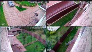 Обслуживание и монтаж систем видеонаблюдения